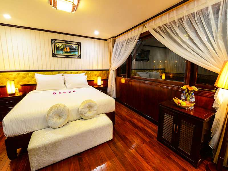 Premium Sea View - 2 Pax/ Cabin (Location: 2nd Deck - Sea View)