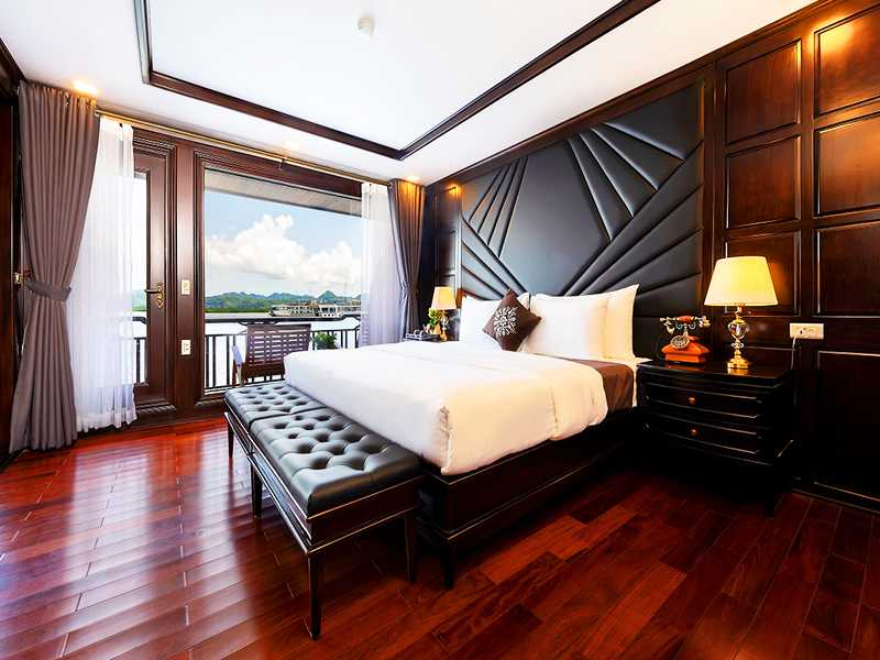 Princess Premium Suite - 2 Pax/ Cabin (Location: 2nd & 3rd Deck - Private Balcony)