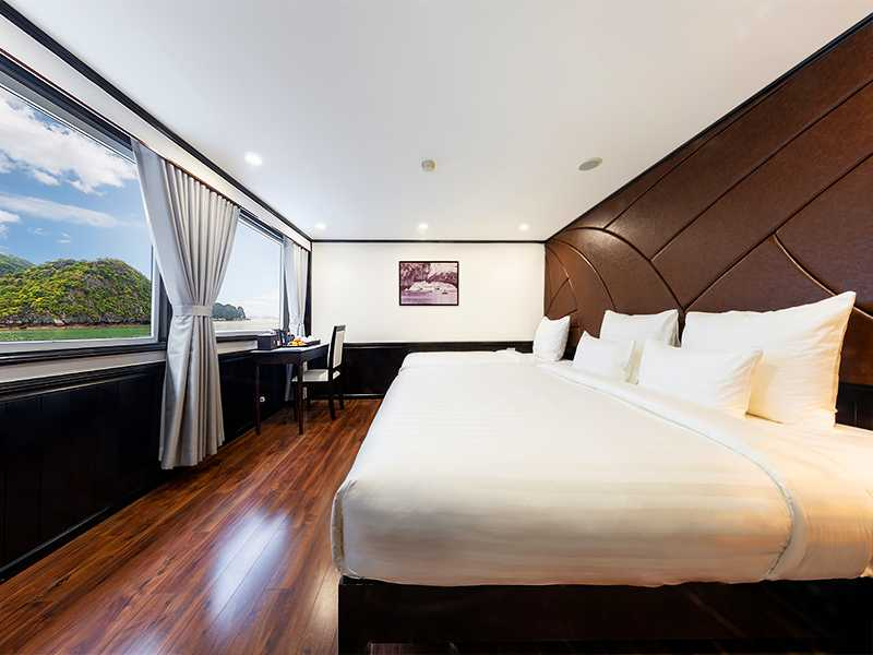 Triple Ocean View - 3 Pax/ Cabin (Location: 1st Deck - Ocean View)