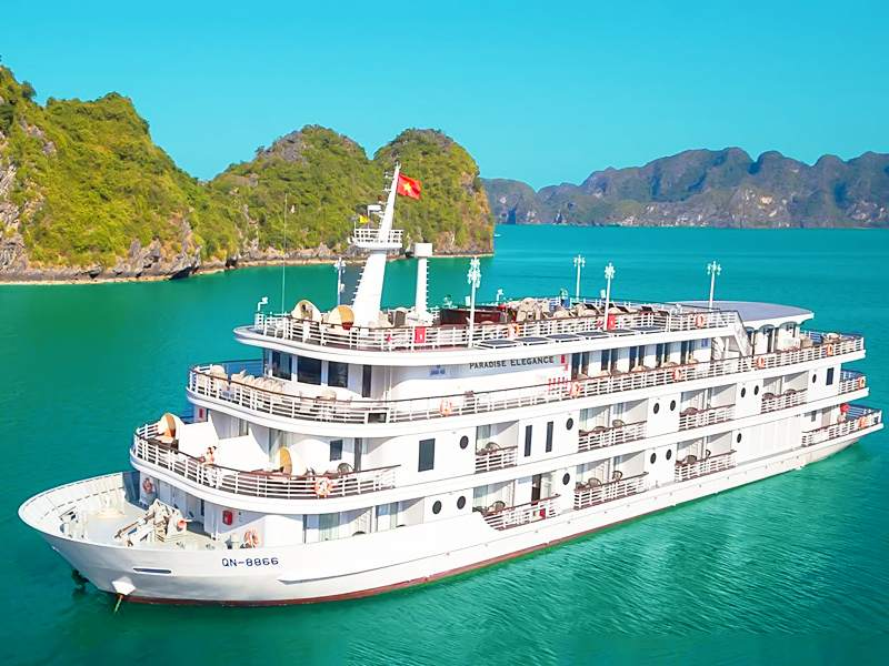 Paradise Elegance Cruise 2 Days 1 Night